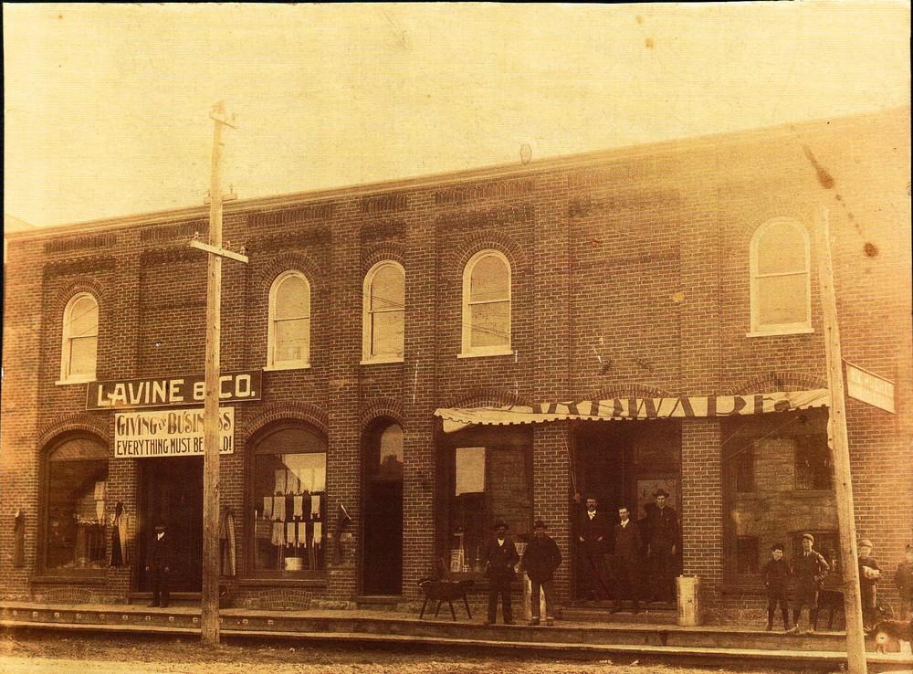 O'Neill Building 1923