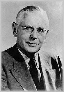 "Leslie Miscampbell Frost ,   PC   CC   QC   (September 20, 1895 – May 4, 1973) was a politician who served as the16th Premier from May 4, 1949 to November 8, 1961.     Due to his lengthy tenure, he gained the nickname ""Old Man Ontario""; he was also known as ""the Silver Fox""."