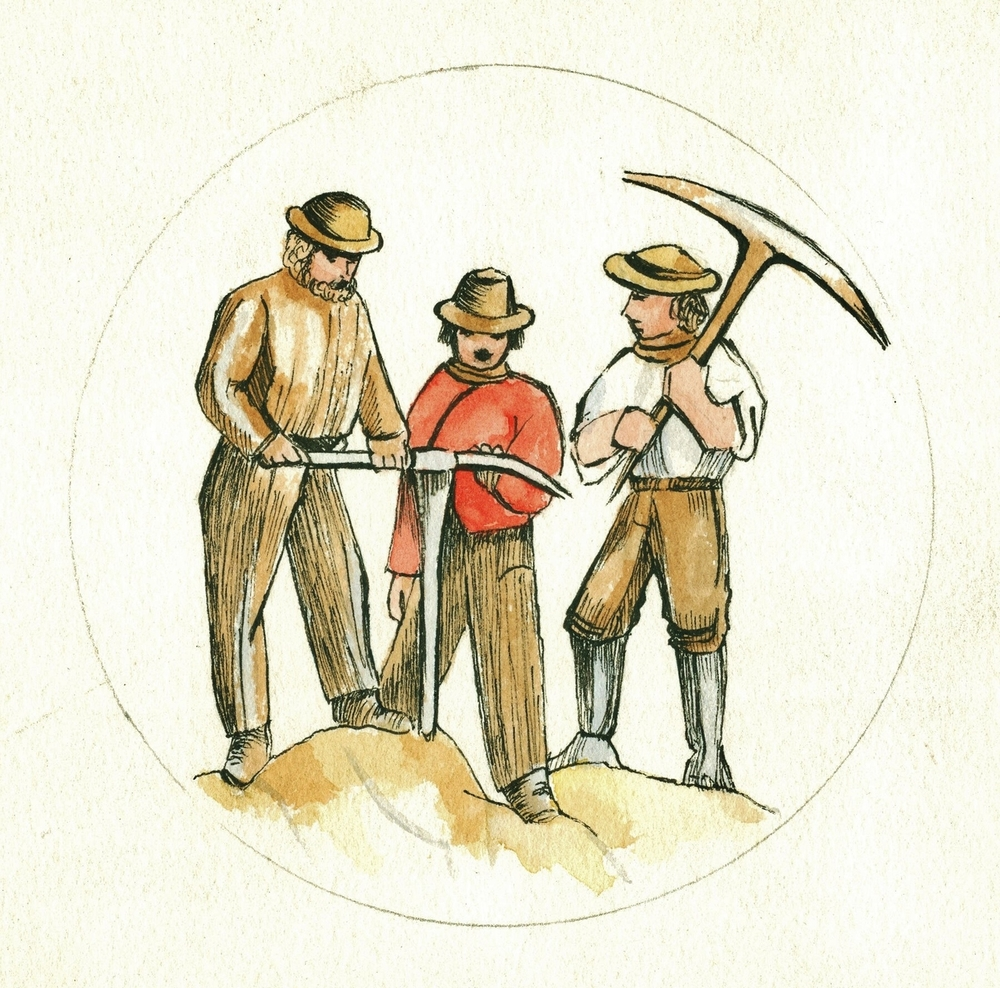 Marmora Historical Foundation Susanna Moodie Sketch.jpg