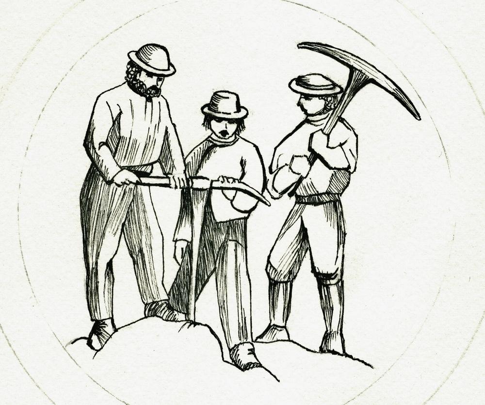 Marmora Historical Foundation Susanna Moodie Sketch 2.jpg