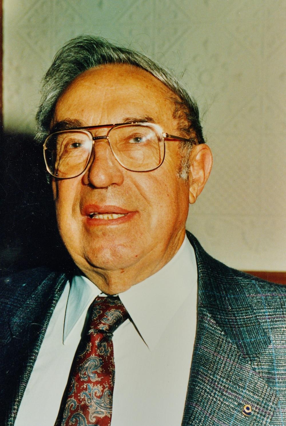 Dr. Herbert Garfield Parkin
