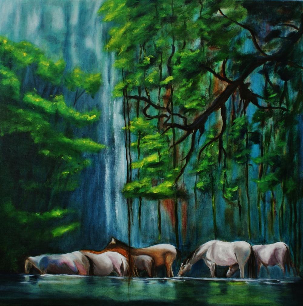 #106 Wild horses