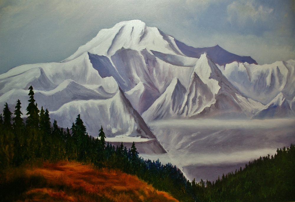#126 Mt. McKinley, Alaska
