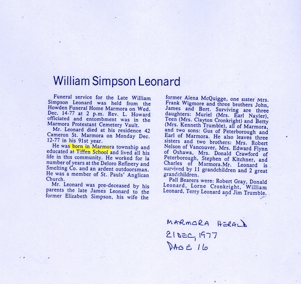Leonard,  William Simpson, - 1977.jpg
