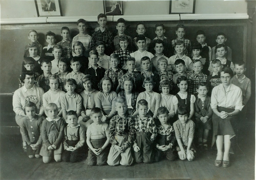 Deloro SeparateSchool  1955
