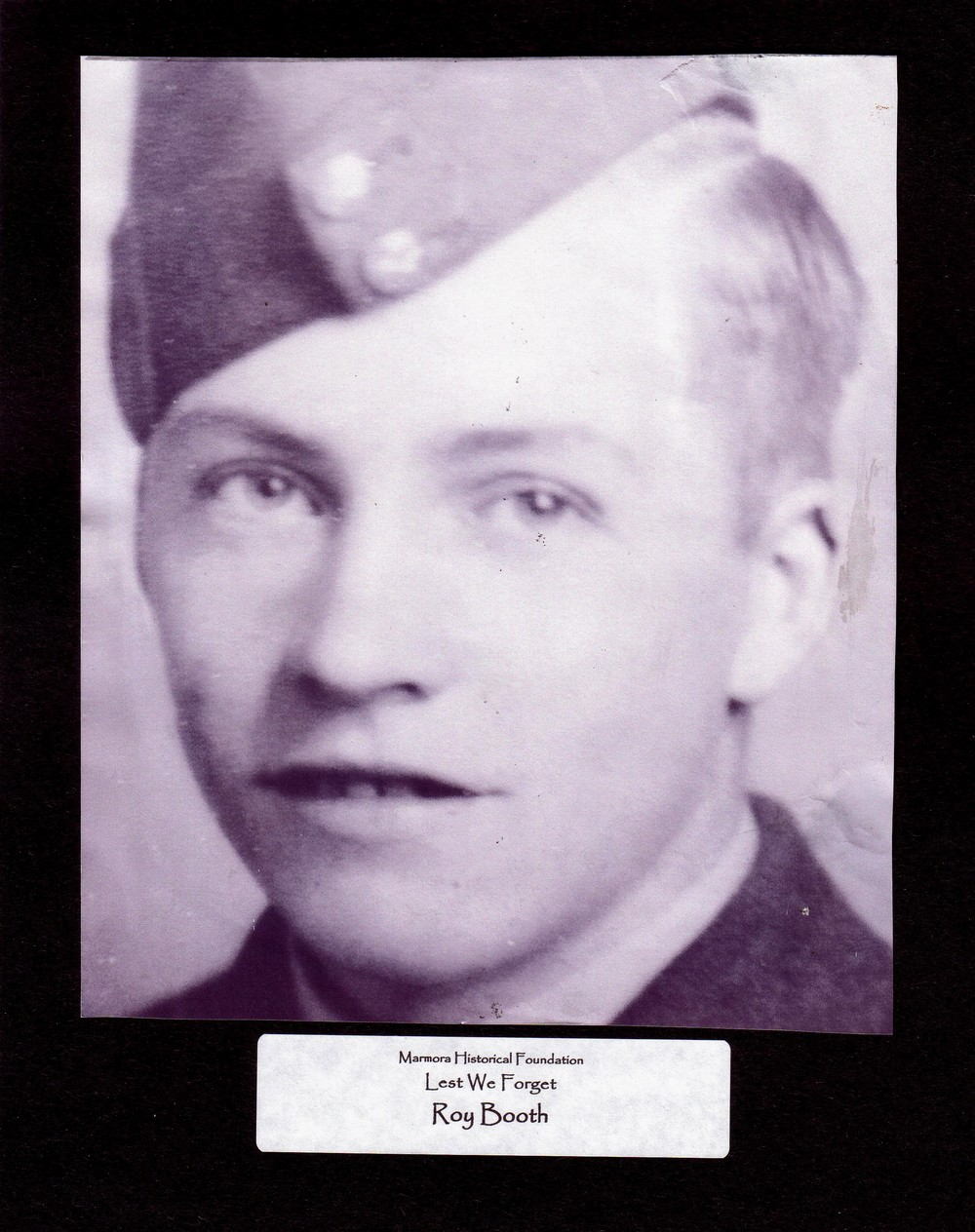 Wartime - Veterans - Roy Booth.JPG