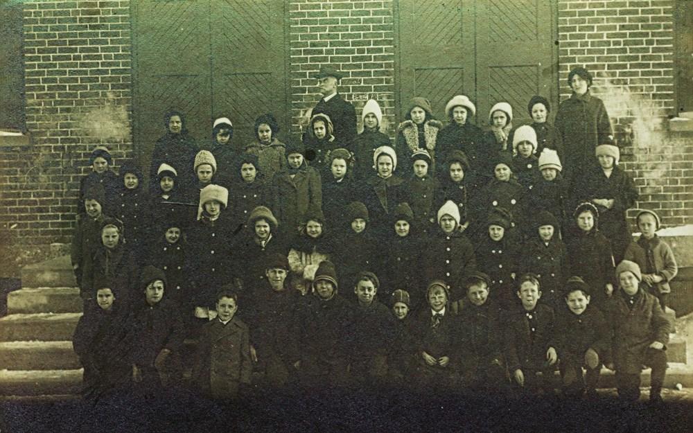 Marmora Public School c. 1915