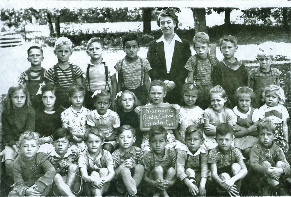 1946 Marmora Public School,  Grade 1