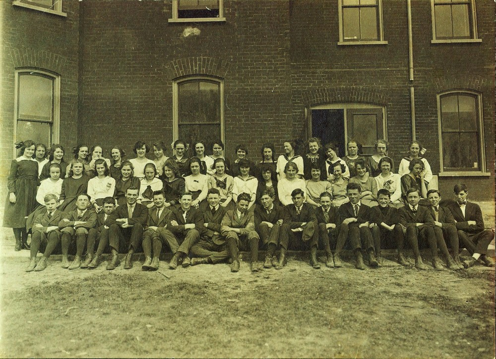 Marmora Continuation School, 1920