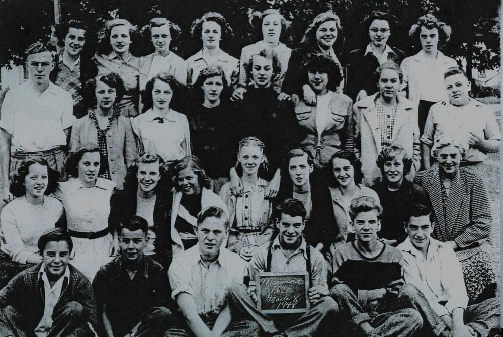 1948 Grade 10