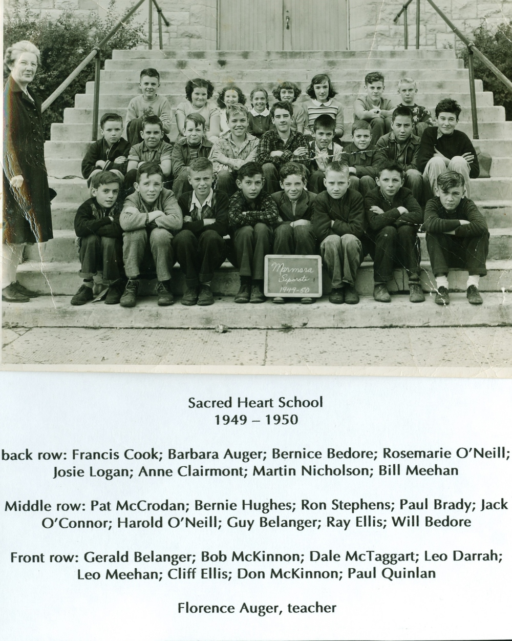 1949-50  Sacred Heart School.jpg