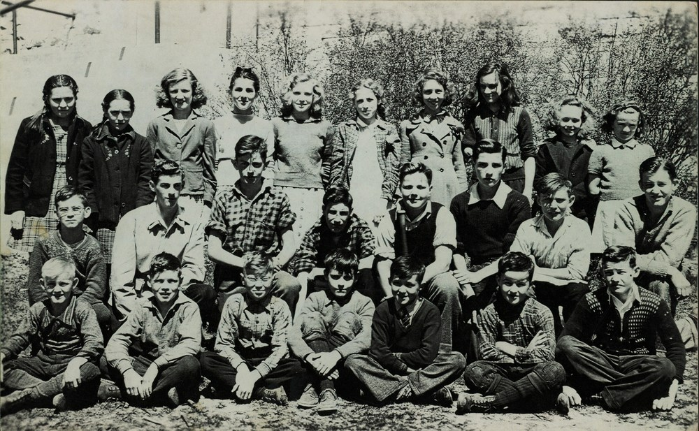 1946-47 Scred Heart School