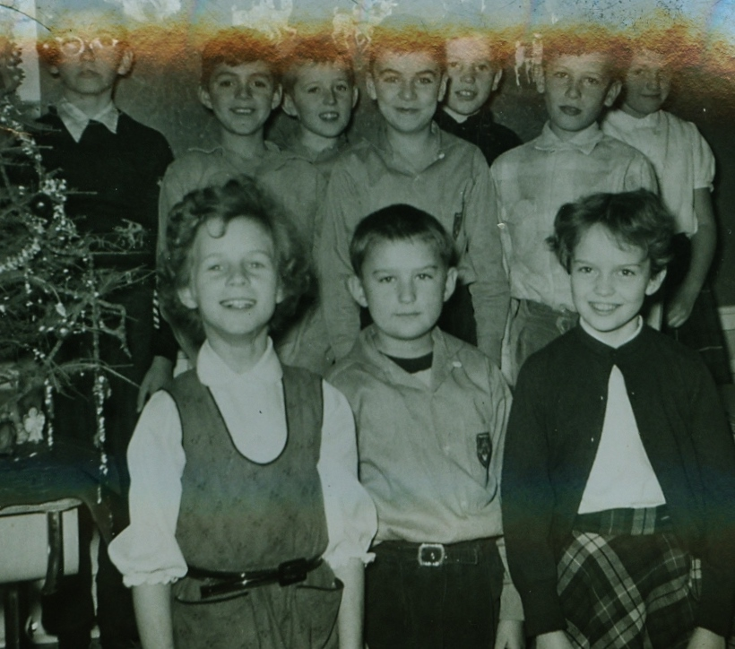 Sacred Heart School 1957