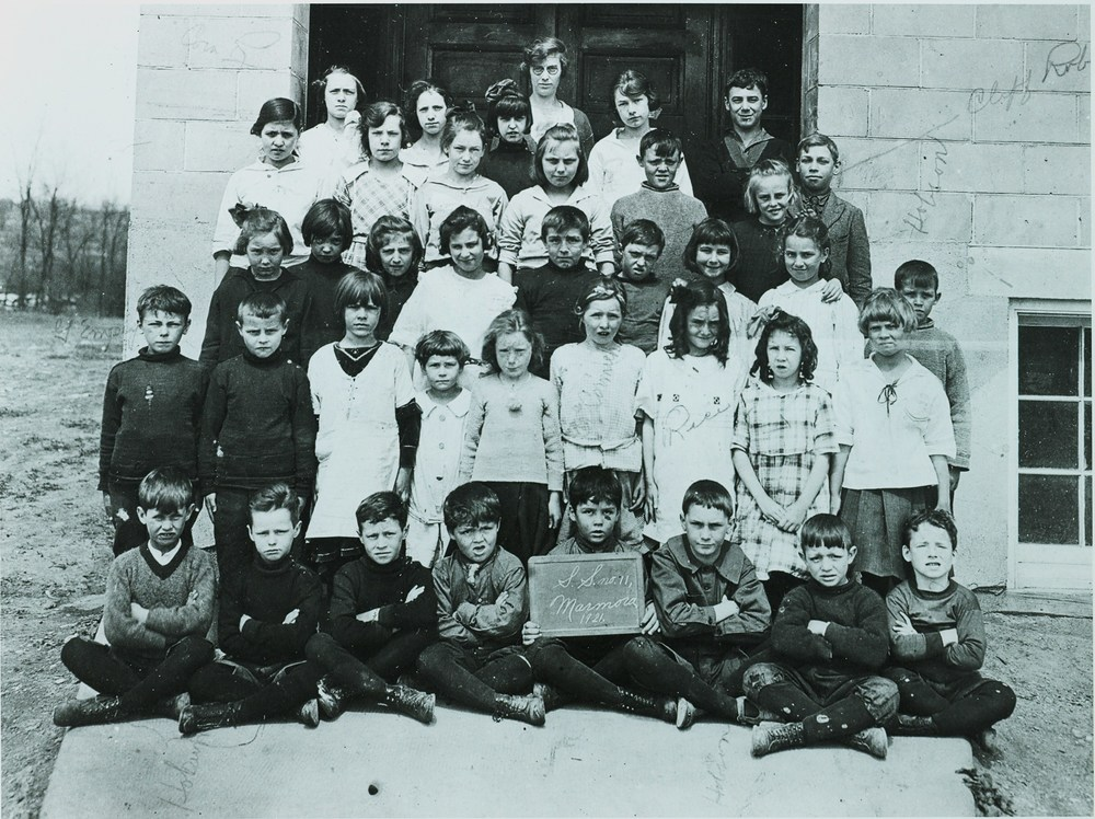 School Section 11,  Marmora,  1921.jpg