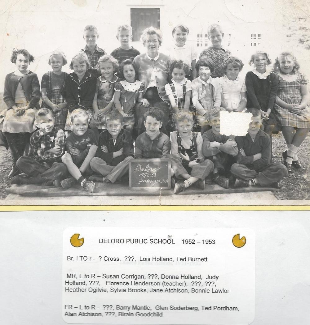 Deloro Public School 1952-53.jpg