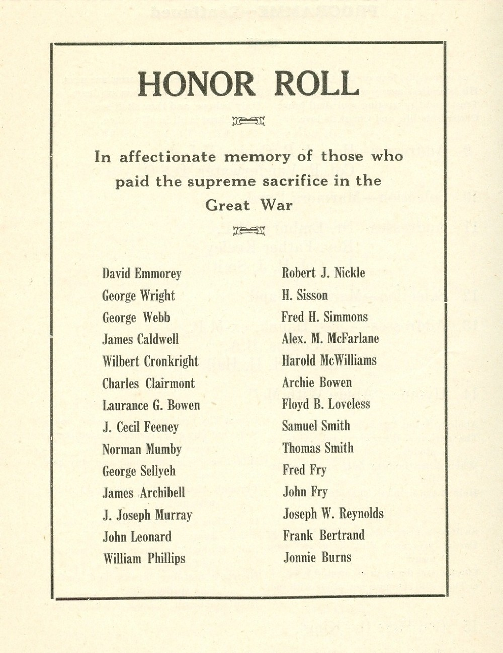 Honour Roll for WWI.jpg