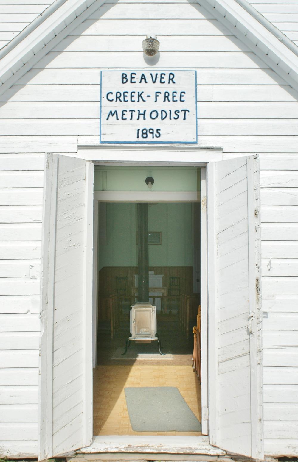 Beaver Creek Church 2014