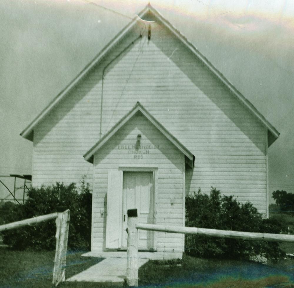 Beaver Creek Church 1971