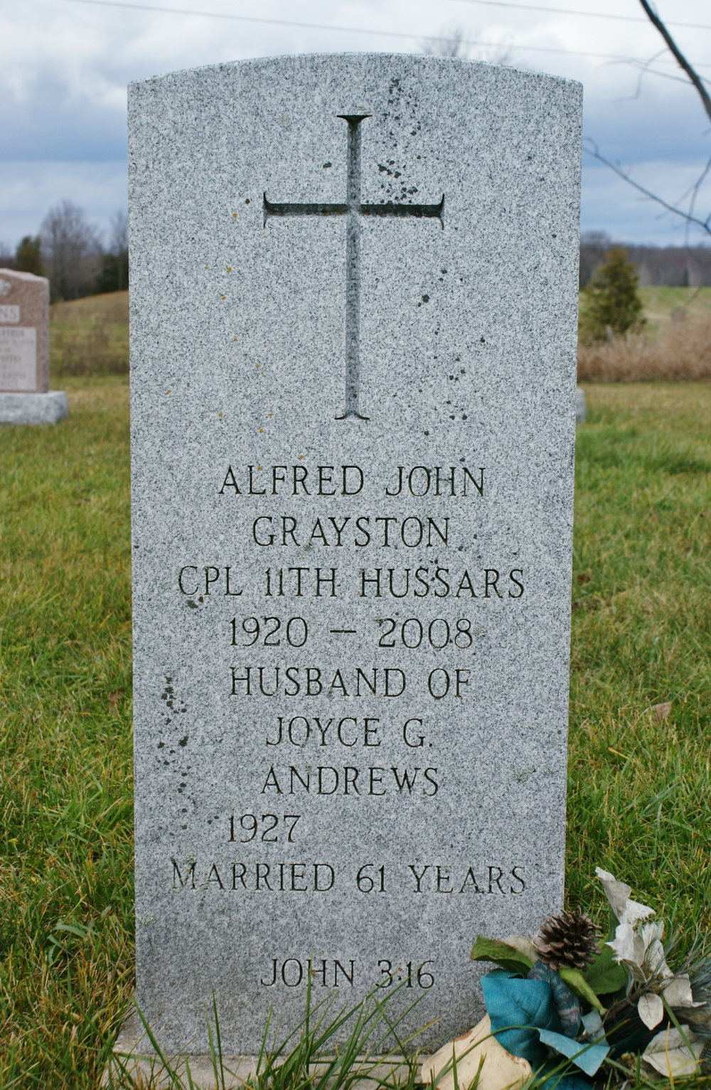 Alfred John  Grayston  1920-2008.JPG