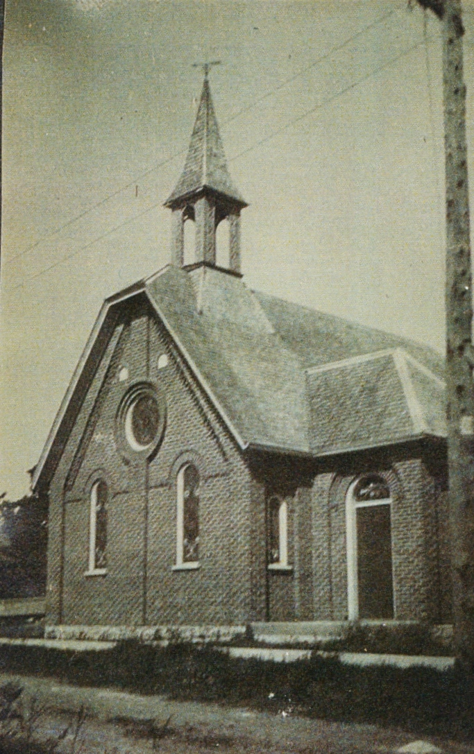 Old Presbyterian Church, on the site of new Free Methodist Church,  McGill Street, Marmora.jpg