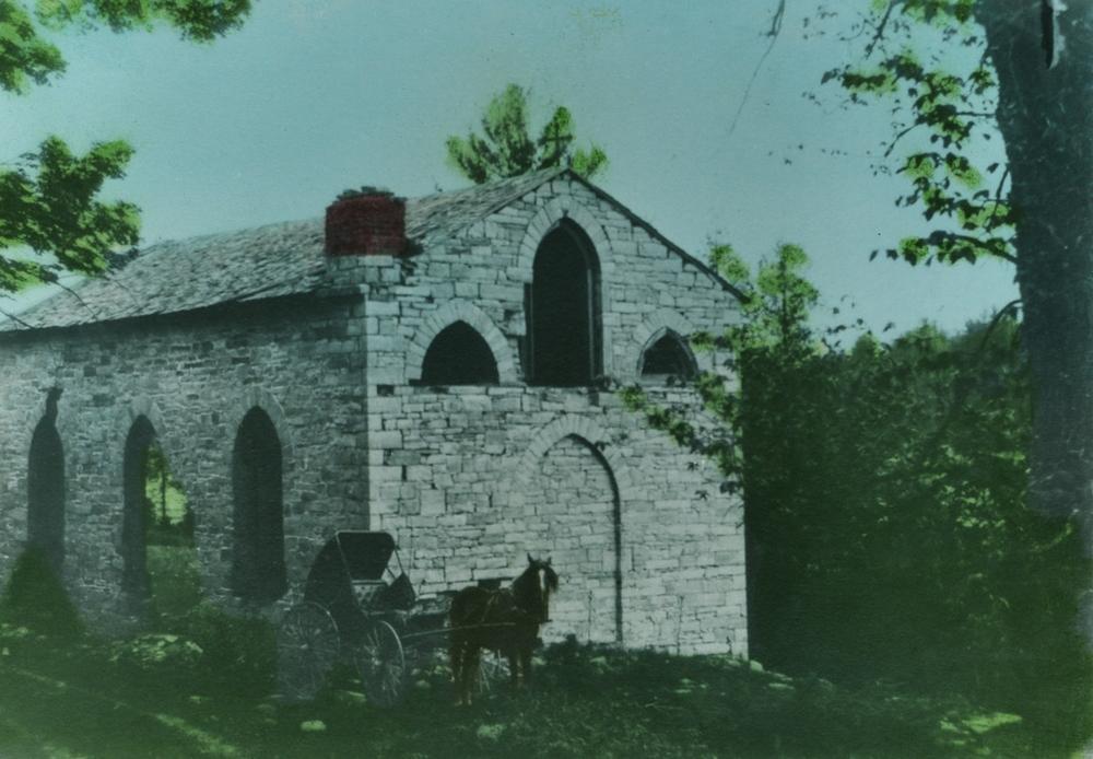 St. Matilda's, 1900