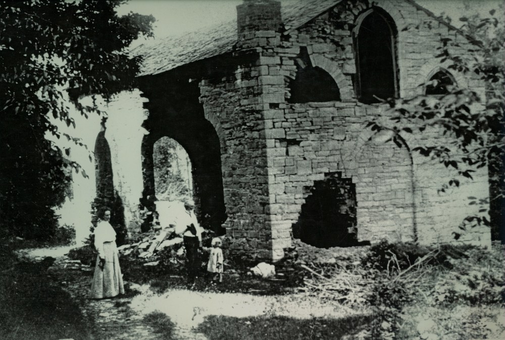 St. Matilda's  Church on West side of Crowe River.jpg