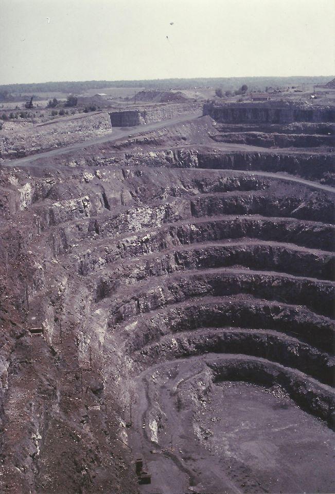 Marmoraton Mine  c.1978