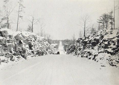 #7 entering Marmora Village 1933