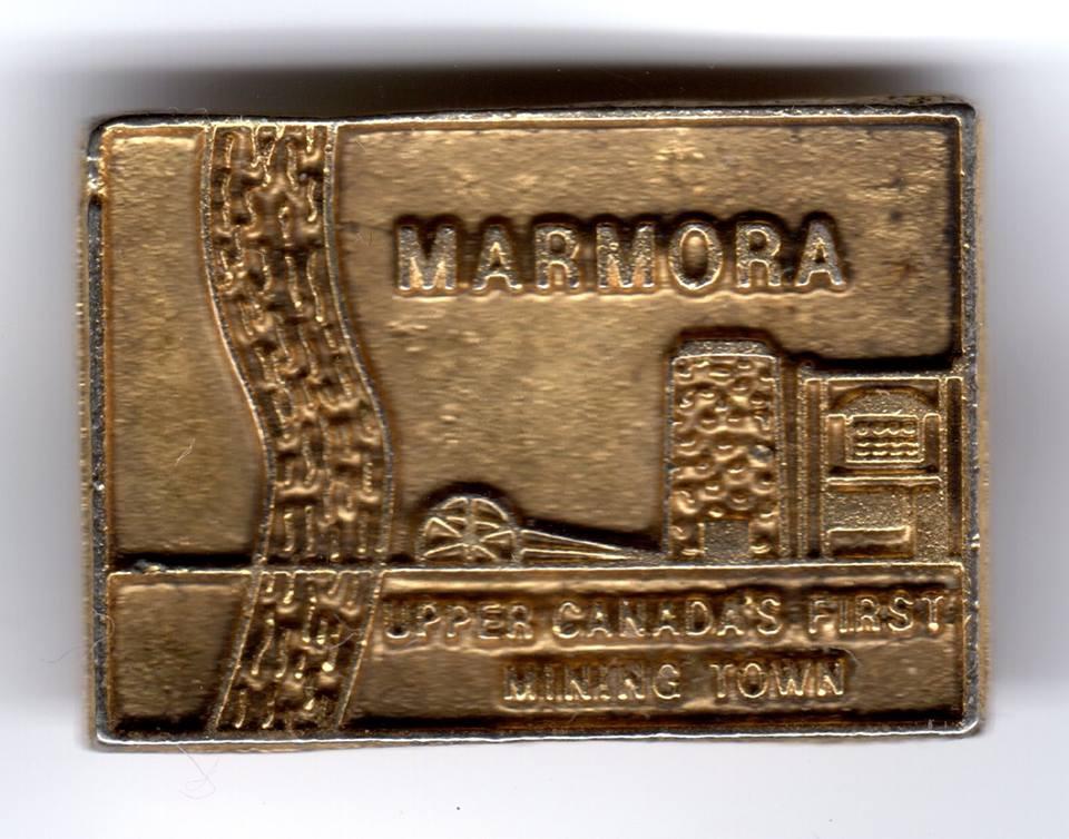 Marmora Pin