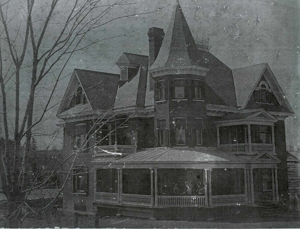 Mr. A.W. Carscallen's residence