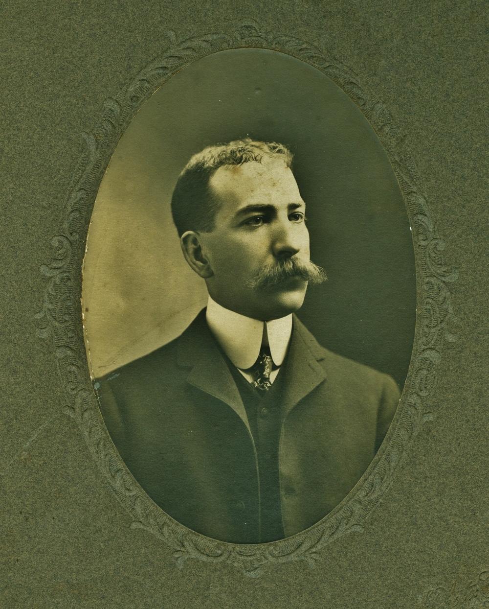 Captain O'Neill, Feb. 14, 1902