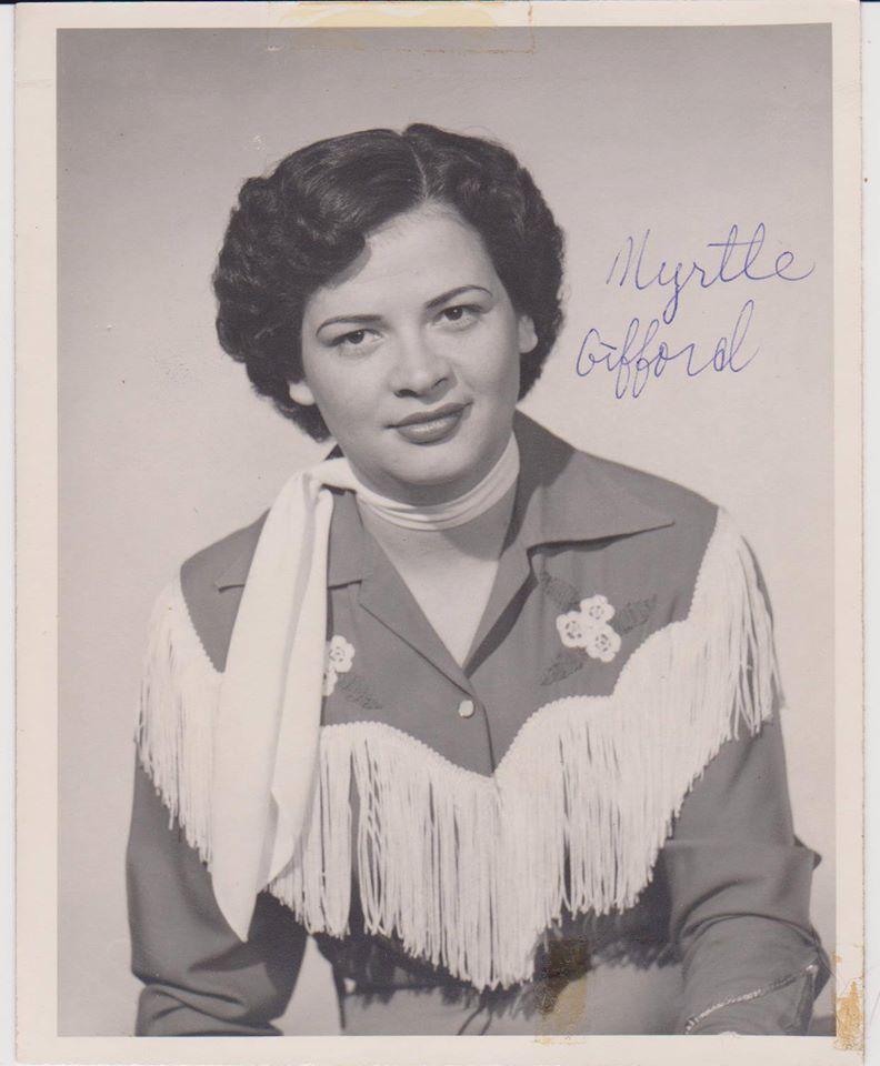 Myrtle Gifford