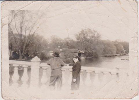 Dorothy Hynes Willman & Sam Gifford - 1941.