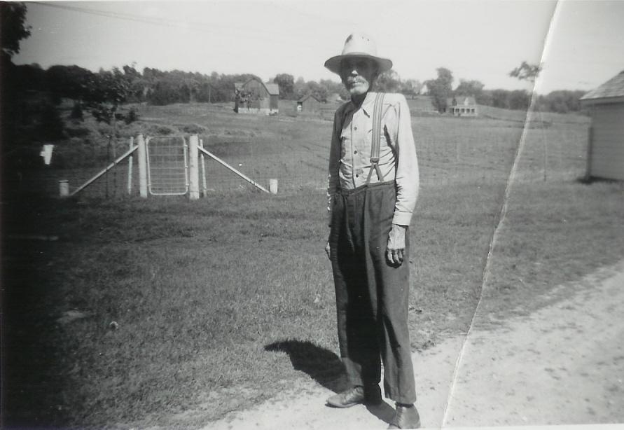 John Wesley VanVolkenburg,  1943