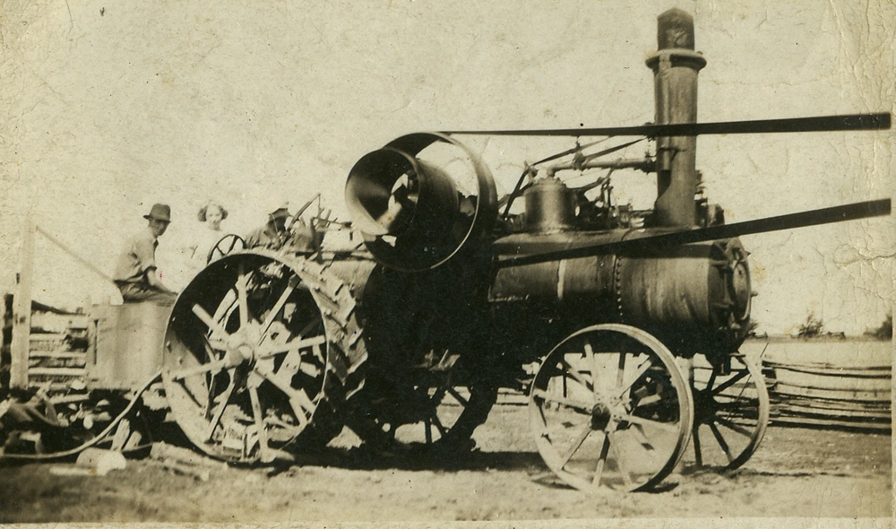 Vansickle steam engine