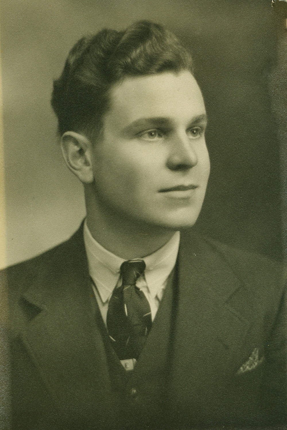 Graham Vansickle 1942