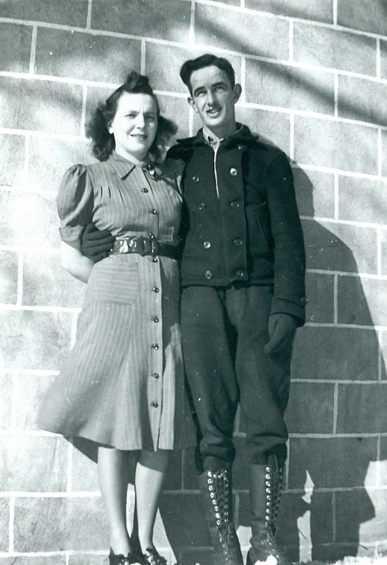 Edna Vansickle and Charles Campion