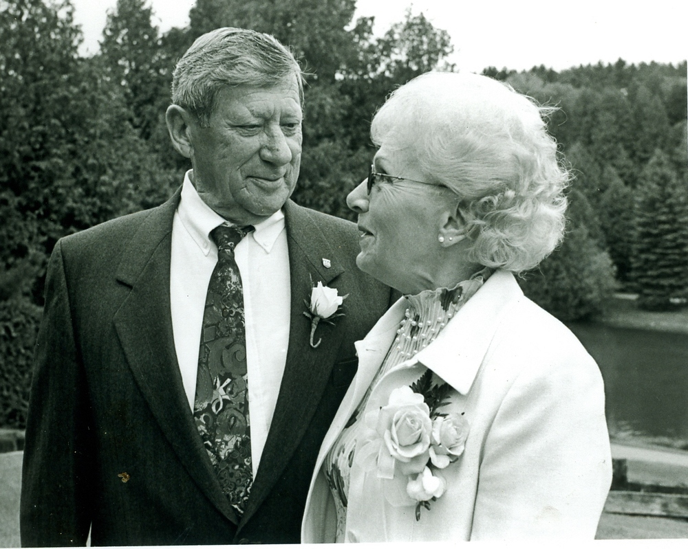 Kenneth Stub Trumble & Edna Vansickle Campion