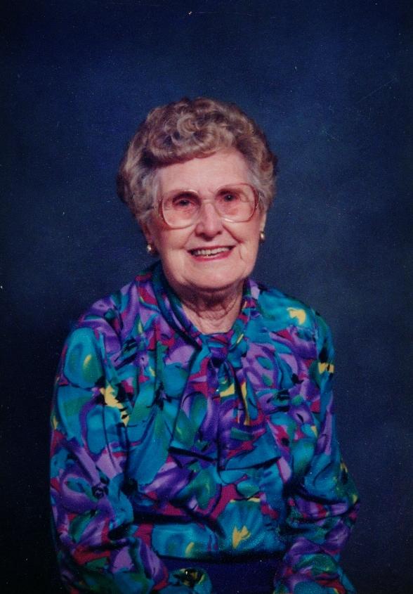Ruth Vansickle Moffatt