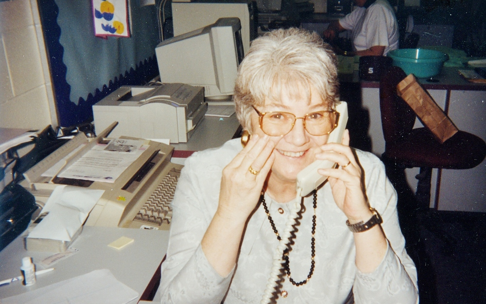 Janet Lunn, Secretary