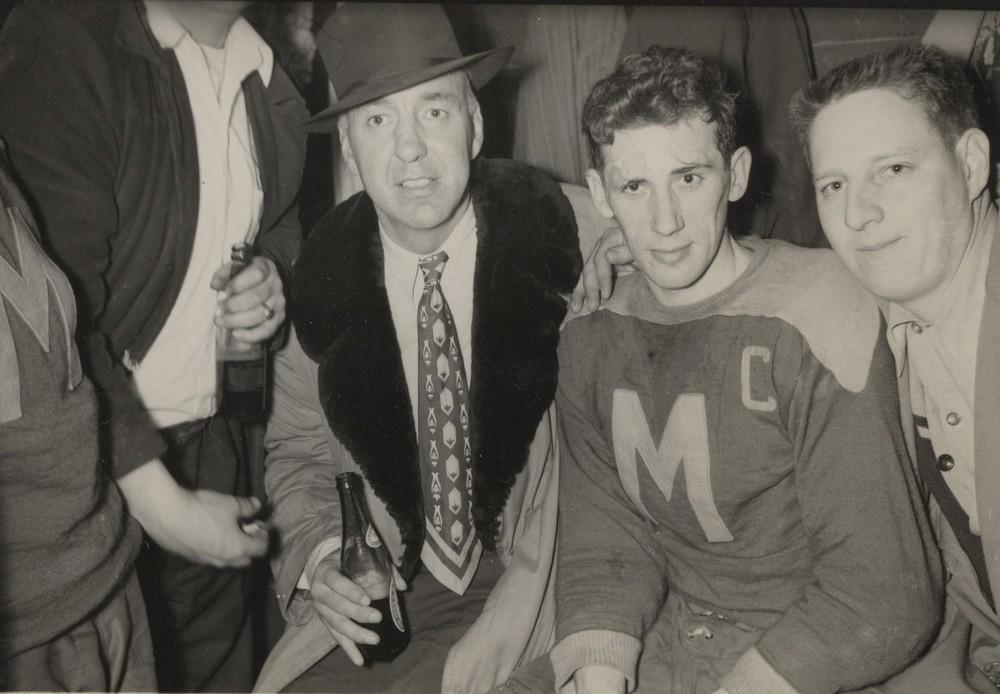 Crawford Ibey, Ken (Stub) Trumble, Bob Gray