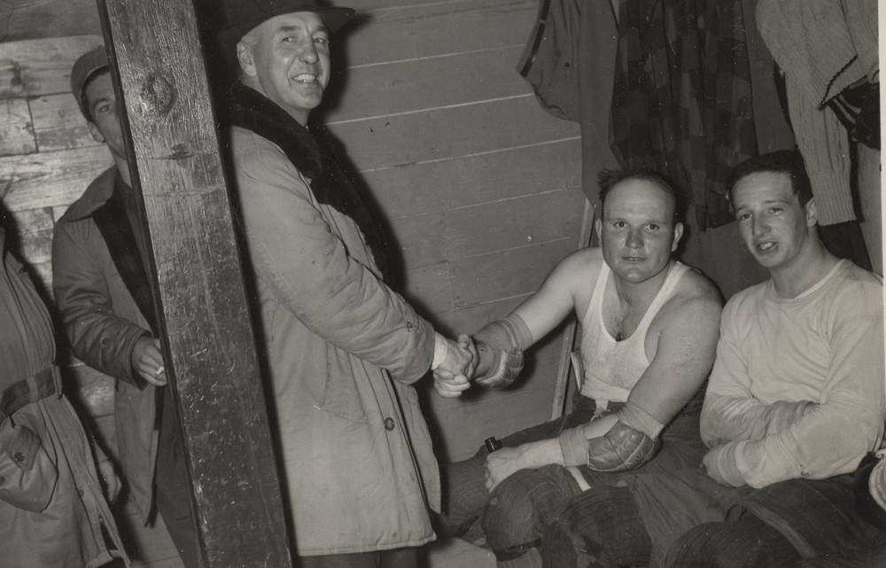 Crawford Ibey, Glen Lavender Bert Gray