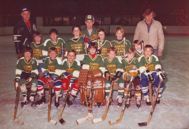 Atom Hockey team 1983