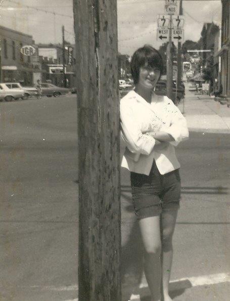Sue Draper, 1965