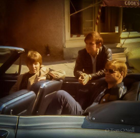 1966 Cathie Jones, Lou Wilson