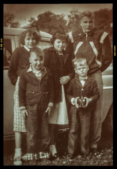 Lou Wilson & BrownieCamera October1953