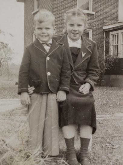 Lou & Carol Wilson Circa 1954