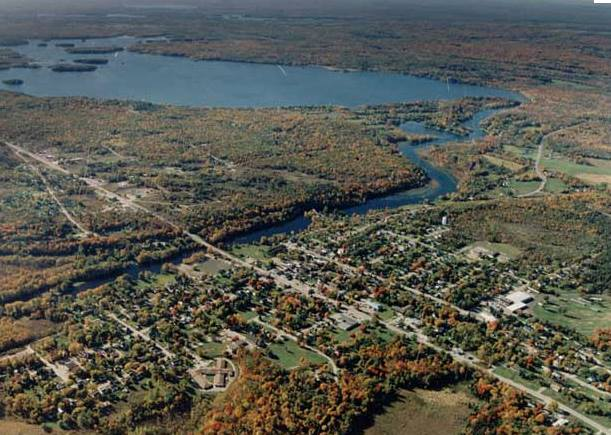 Marmora, Crowe Lake and Crowe River
