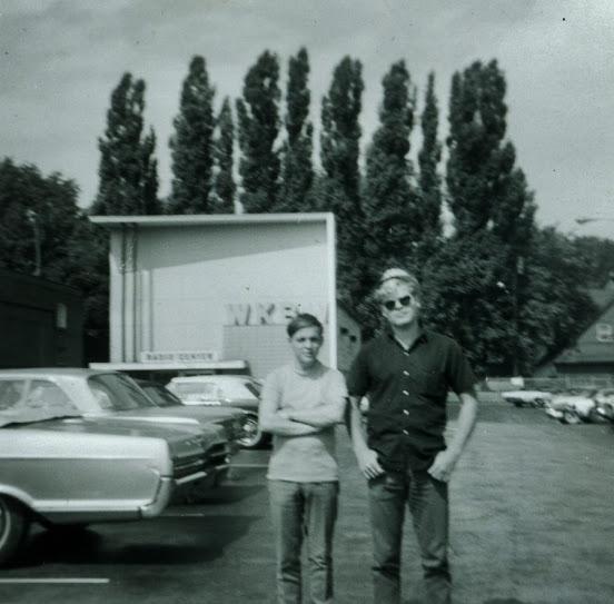 Tom and Lou Wilson 1966 Age 18 years, Buffalo NY