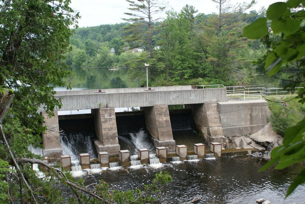 Marmora dam 2013
